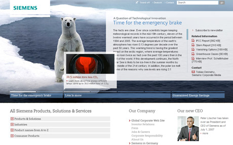 Siemens Global Website